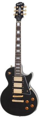 epiphone les paul black beauty review