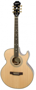 picture of an epiphone pr5 designed for small hands