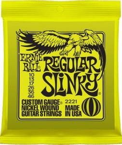 product image of ernie ball regular slinky