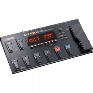 gt-100 guitar effect board