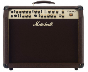 marshallas100d acoustic guitar amplifier