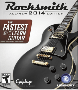 rocksmith new for 2014
