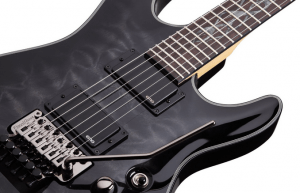 schecter damien electric review