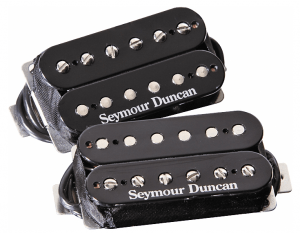 seymour duncan humbucker pickup set