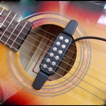 HDE soundhole acoustic pickup