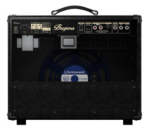 image of back of bugera v22 combo