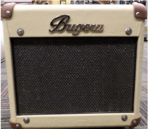 Vintage style bugera bc15