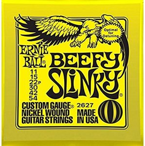 product image of yellow beefy slinky packaging